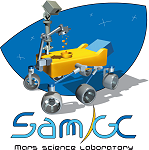 SAM GC logo