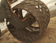 [Décryptage] Les roues perforées de Curiosity